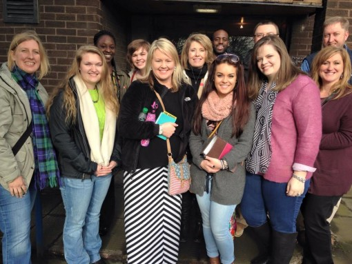 The Hope Missions 2015 England Team